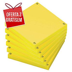 Oxford Spot Notes Karteczki samoprzylepne, żółte