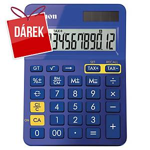 Stolní kalkulačka Canon LS-123K, Fialová