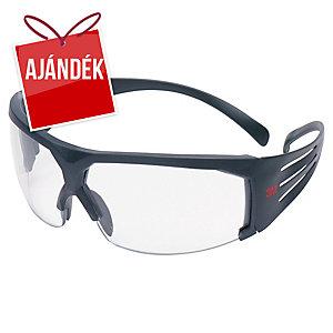 3M™ SecureFit SF601SGAF védőszemüveg, átlátszó