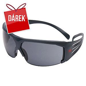 Ochranné brýle 3M™ SecureFit SF602SGAF šedé