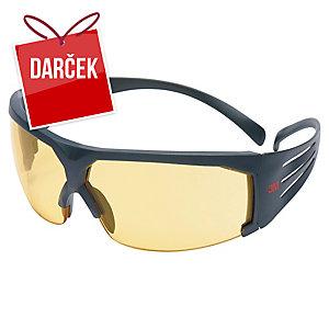 Ochranné okuliare 3M™ SecureFit SF603SGAF žlté