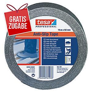 Antirutschband Tesa 60950, 50mm x 15m, schwarz