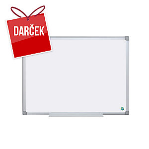 Biela tabuľa s magnetickým povrchom Bi-Office Earth-It, 120 x 90cm