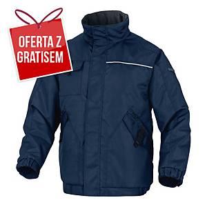 Kurtka DELTA PLUS NORTHWOOD2, granatowo-niebieska, rozmiar XL