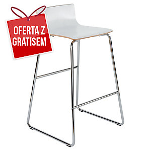 Krzesło NOWY STYL Panama, białe