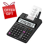 CASIO HR-100RC PRINTER CALCULATOR 12 DIGITS