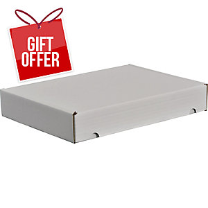 BANKERS BOX MAILING BOX 310X223X51MM PACK OF 10