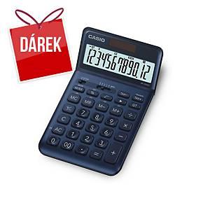 Stolní kalkulačka CASIO JW-200SC tmavě modrá, 12místná