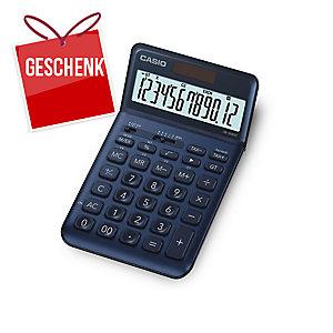 CASIO JW-200SC Taschenrechner dunkelblau 12-stellig