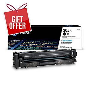 HP CF530A 205A Laser Cartridge Black