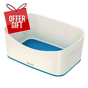 Leitz Mybox Storage Tray - Blue