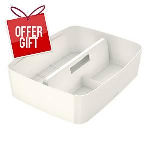 Leitz Mybox Organiser Tray With Handle Large