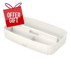 Leitz Mybox Organiser Tray With Handle Small