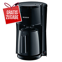 Kaffeemaschine Severin KA 4115, schwarz