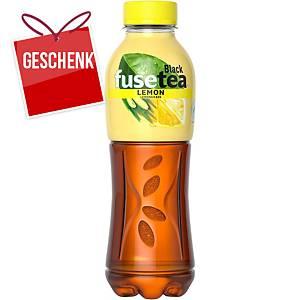 Fusetea Lemon-Lemongrass, 50 cl, Packung à 6 Flaschen