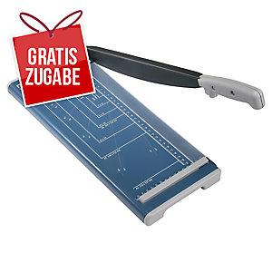 Hebelschneidemaschine Dahle 502, Schnittlänge: 320mm, Schnittleistung: 8 Blatt