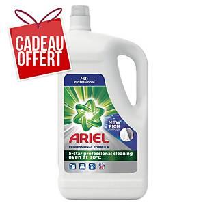 Lessive liquide Ariel Professional - bidon de 4,95 L