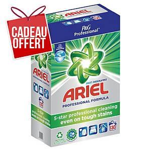 Lessive en poudre Ariel Professional - boîte de 130 doses