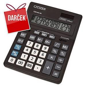 Stolová kalkulačka Citizen CDB1401 Business, 14-miestny disp., čierna