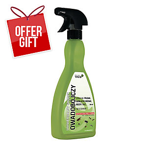 VACO DV6 UNIVERSAL INSECTS SPRAY 500ML