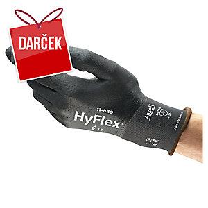 Viacúčelové rukavice Ansell HyFlex® 11-849, veľkosť 8