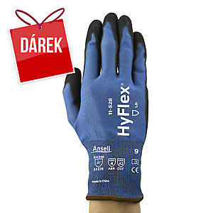 Rukavice proti pořezání ANSELL HyFlex® 11-528, velikost 11