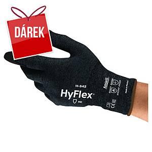 Rukavice proti pořezání ANSELL HyFlex® 11-542, velikost 7