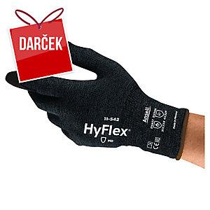 Protiporézne rukavice Ansell Hyflex® 11-542, veľkosť 10