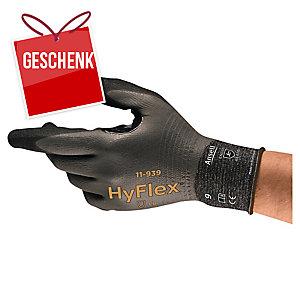 ANSELL HyFlex® 11-939 Handschuhe für Arbeiten in öligen Bereichen, Größe 10