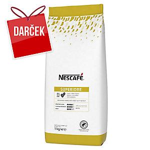 Nescafé superiore zrnková káva, 1 kg