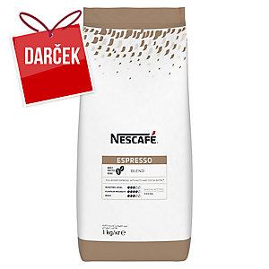 Nescafé espresso zrnková káva, 1 kg