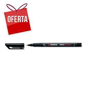 Marcador permanente Stabilo OHPen Universal - preto