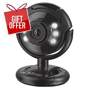 Trust 16428 Spotlight Pro Webcam With LED Lights