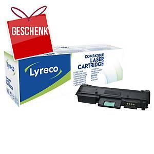 LYRECO kompatibler Lasertoner SAMSUNG (HP) MLT-D116S (SU840A) schwarz