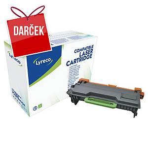 LYRECO kompatibilný laserový toner BROTHER TN3512 čierny
