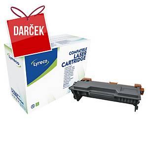 LYRECO kompatibilný laserový toner BROTHER TN3430 čierny