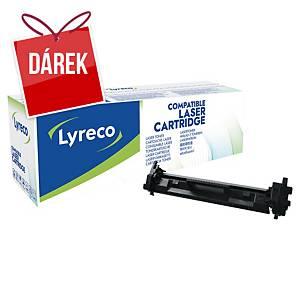 LYRECO kompatibilní laserový toner HP 30A (CF230A), černý