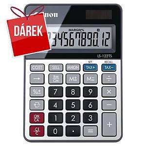 Stolní kalkulačka Canon LS-122TS, 12místná