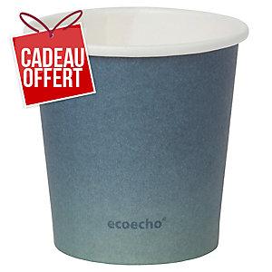 Gobelet Duni eco echo Urban Eco - 12 cl - paquet de 50