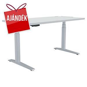 Fellowes Levado asztal, 140 x 80 cm, fehér