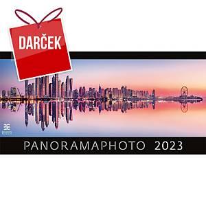 Panoramaphoto - mesačné medzinárodné kalendárium, 14 listov, 63 x 31,5 cm