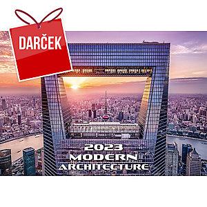 Old Street - mesačné medzinárodné kalendárium, 14 listov, 31,5 x 45 cm