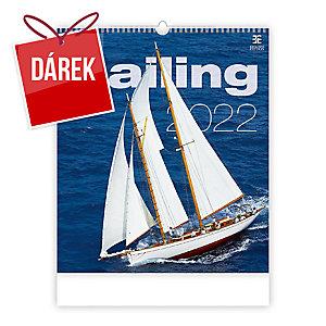 Gourmet - měsíční mezinárodní kalendárium, 14 listů + samolepky, 30 x 30 cm
