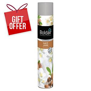 BOLDAIR PERFUMING AIR SHEA JASMINE 750ML