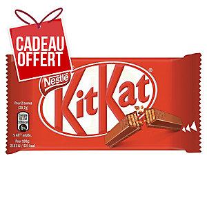Barre chocolatée Kit Kat - boîte de 18 x 2 barres