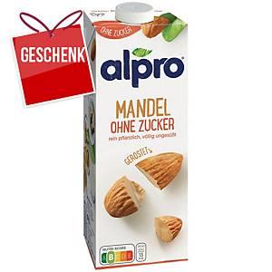 Mandelmilchdrink Alpro, 1 Liter