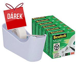 SCOTCH C 18-6L stolní zásobníklevandule + 6 pásek