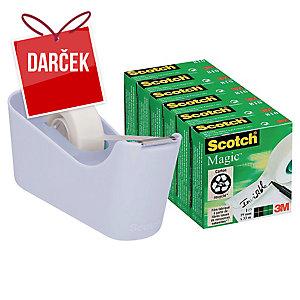 SCOTCH C 18-6L stol. zásobníklev. + 6 pások
