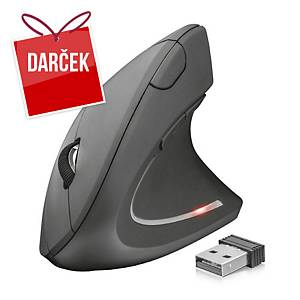 Bezdrôtová ergonomická myš Trust VERTO