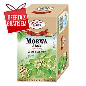 Napar ziołowy MALWA Morwa biała, 20 torebek